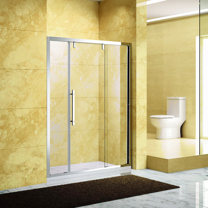 芳汀.6263B-1 SUS304不锈钢镜钢淋浴房