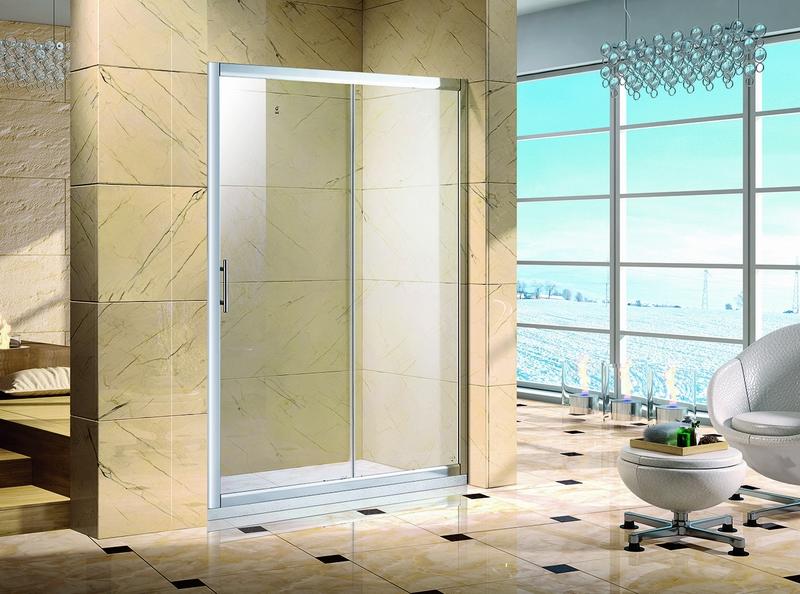 海韵.6161铝镁合金淋浴房
