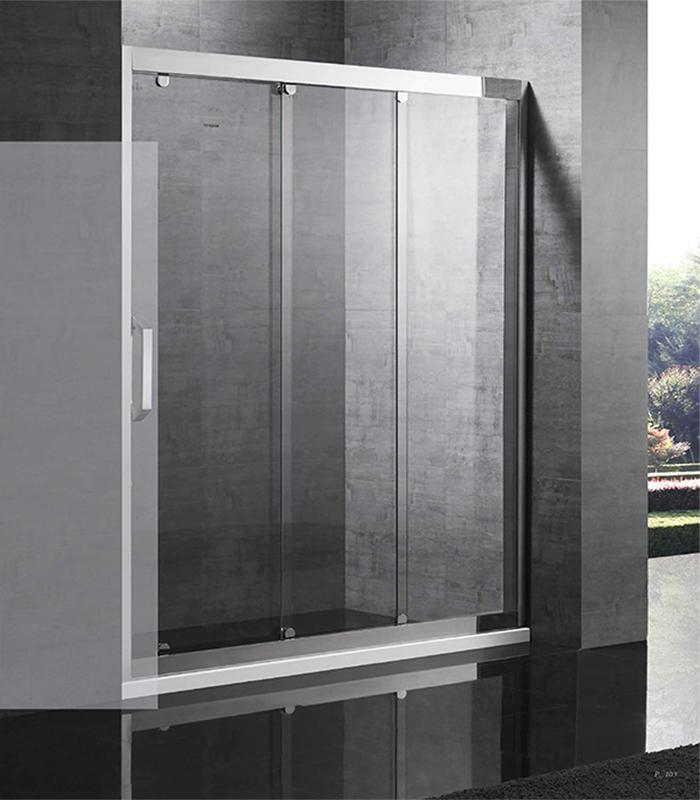 晶钻.6362 不锈钢淋浴房