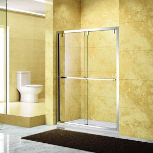 芳汀.6261B  SUS304不锈钢镜钢淋浴房