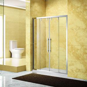 SUS304不锈钢镜钢淋浴房 芳汀.6264B