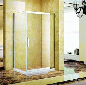 银冠.6912双趟门淋浴房