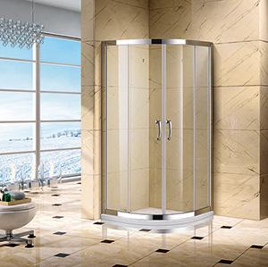 艾美.6022铝镁合金淋浴房