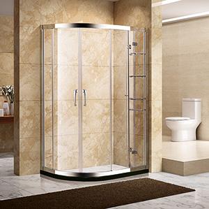 艾美.6022N铝镁合金淋浴房