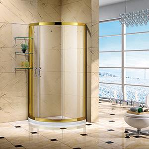 艾美.6048W 全圆形淋浴房