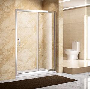 艾美.6061铝镁合金淋浴房
