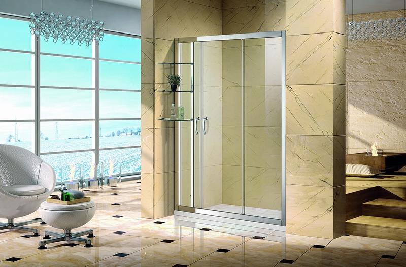 艾美.6068W铝镁合金淋浴房