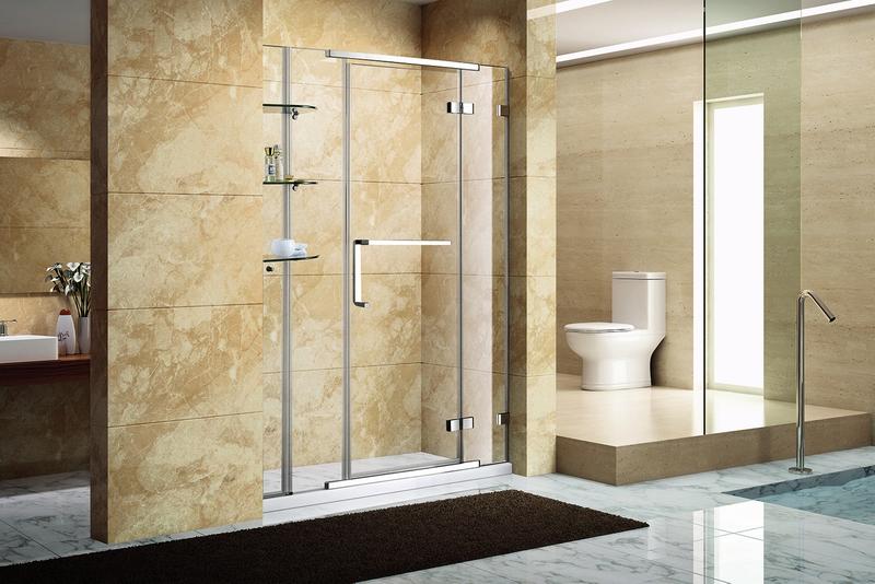 银影.7063W平开门淋浴房