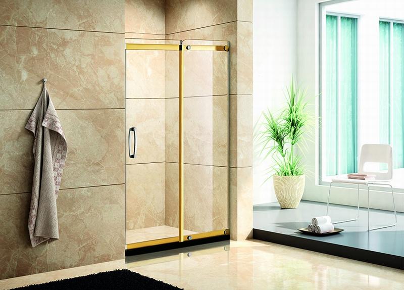 康婷.5361彩色不锈钢淋浴房