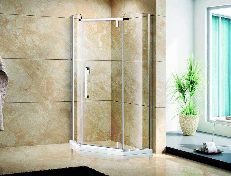 雅诗.3031平开门淋浴房