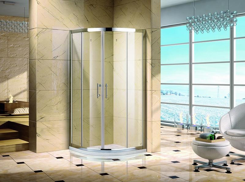 海韵.6122铝镁合金淋浴房