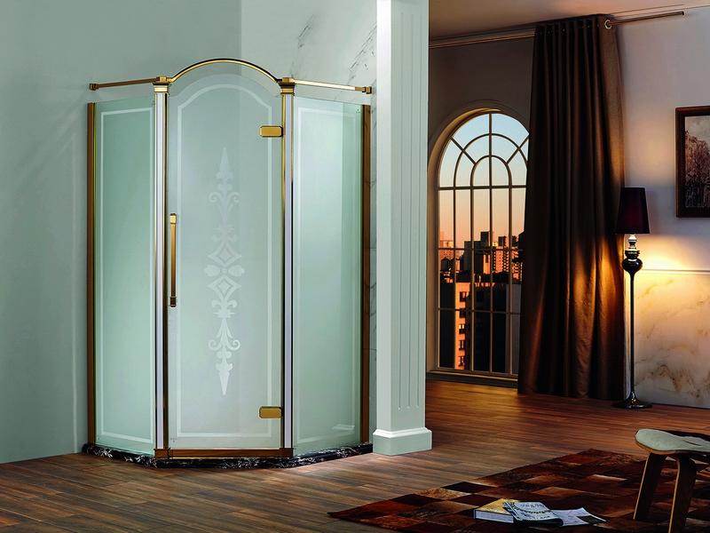 时尚个性淋浴房 死人尊贵定制淋浴房  五金材质 sus304不锈钢 玻璃及