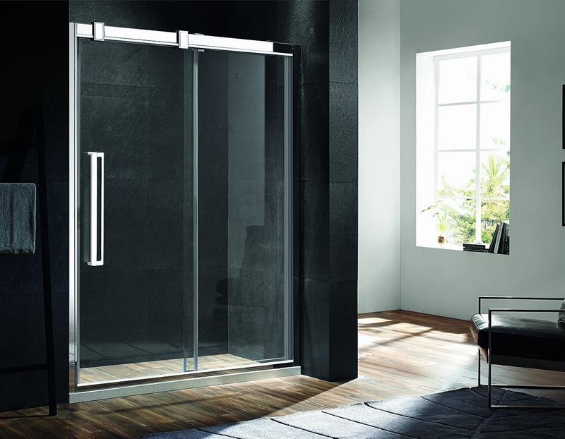 多瑙河.9361双色不锈钢淋浴房