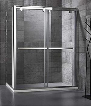 帝豪S-9012不锈钢淋浴房